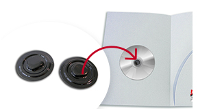CD-/DVD-Clip
