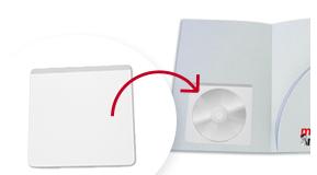 CD- / DVD-Tasche